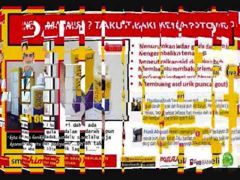 Himax5 Alkaline Juice Penawar Penyakit Moden