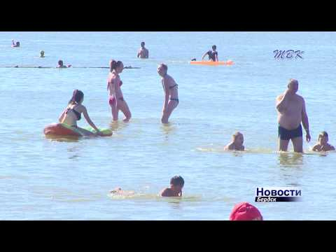 Муниципалитет поделил с арендаторами пляж «Старый Бердск»