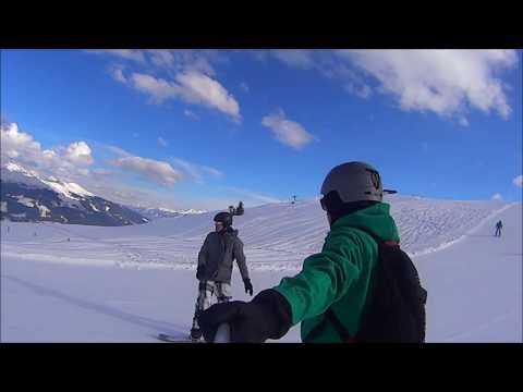 Wintersport 2014 Kitzbüheler Alpen HD