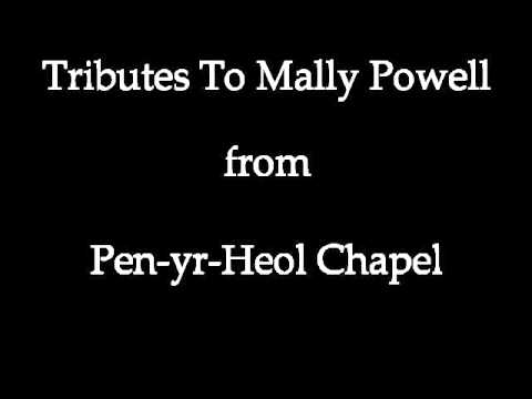 Tributes To Mally Powell