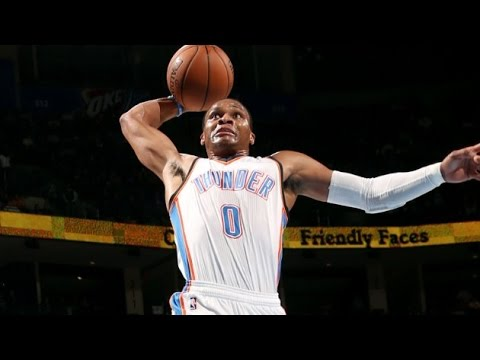 Russell Westbrook leading OKC: The Starters Favorite Storylines