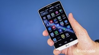 LG G3 Phone Review Mashable