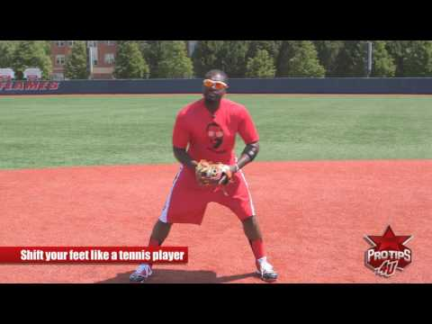 Fielding Tips: Preparing for a Play with Brandon Phillips