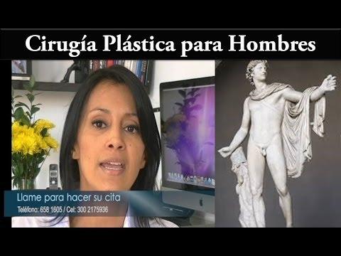 Cirugias Plasticas para Hombres en Bogota por la dra certificada por la SCCP Alida Santamaria