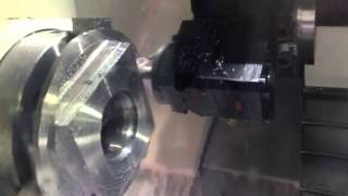 3 Axis Turning