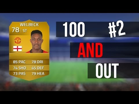 FIFA 14 on Xbox One - 100 and Out  With Danny Welbeck #2