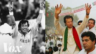 How Pakistan's cricket superstar became prime minister