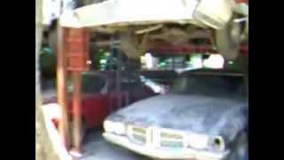 Autos Clasicos Americanos Abandonados En El DF