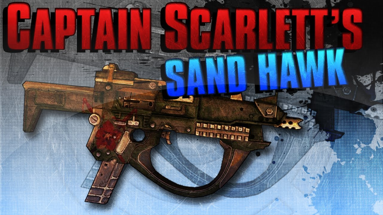 Borderlands 2 how to get the sand hawk youtube