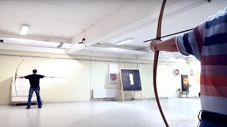 The Most Extreme Form Of Archery