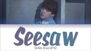 BTS (방탄소년단) - Seesaw (Trivia 轉) LYRICS (Color Coded Eng/Rom/Han/가사)