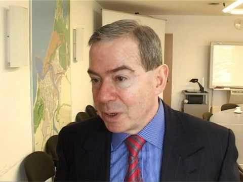 Смотреть видео Лембергс: буду биться за пенсии с кредиторами Латвии
