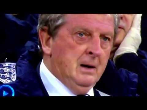 England - Roy Hodgson swearing !
