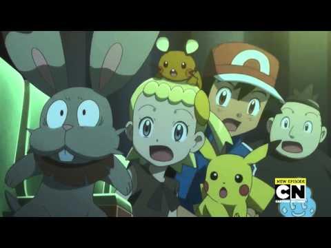 Pokemon XY: Season 18 Episode 43: A Performance Pop Quiz HD