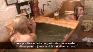 Pivní lázně Bernard - Beer Spa Prague