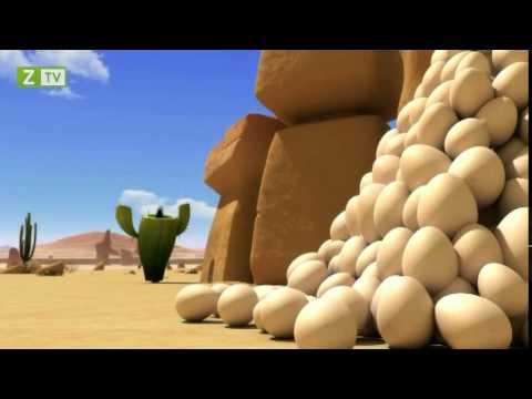Phim hoạt hình hay: Oscars Oasis - Chăn Gà - Video Clip HD