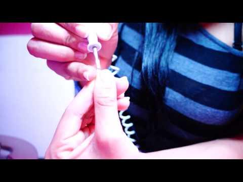 tire a cuticula da unha facil com o aparelho de manicure