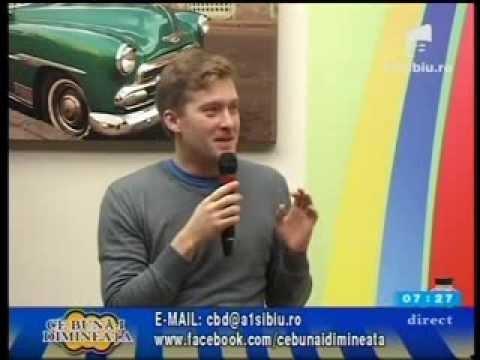 Andrei Kolobov - redactor / fotograf la Allgemeine Deutsche Zeitung für Rumänien