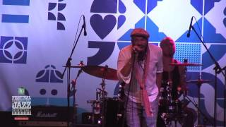 Anthony Joseph & The Spasm Band - Concert 2013