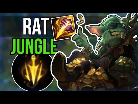 Lethal Tempo Rat STOMP - Twitch Jungle Commentary Guide - League of Legends