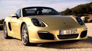 NEU: Porsche Boxster S 2012 - Test videos
