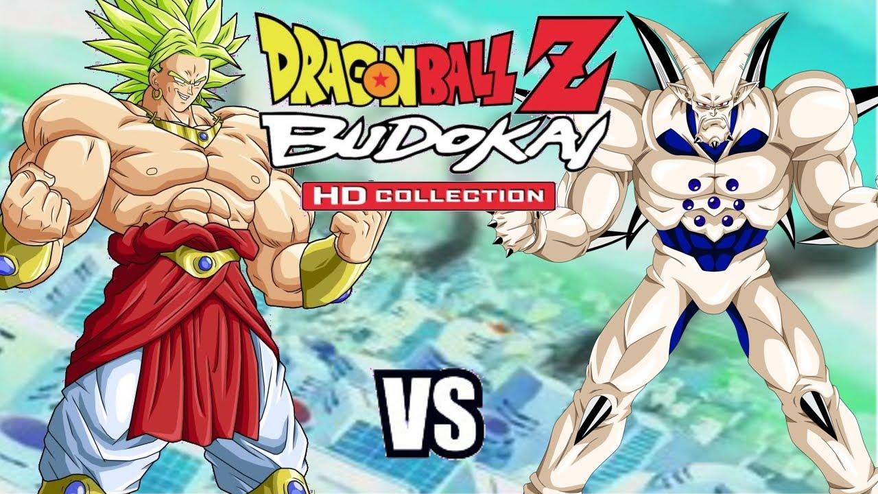 Omega Shenron Vs Kid Buu Dragon Ball Z B...