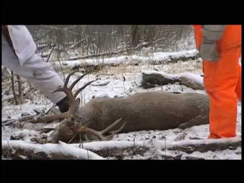 "Huge Whitetail Deer hunting Canada 191"" Chambered for the Wild"" with Jim Benton Saskatchewan"