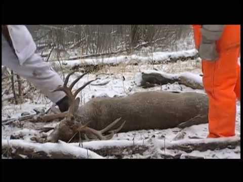 "Huge Whitetail Deer hunting Canada 191"" Chambered for the Wild"" with Jim Benton Saskatchewan"