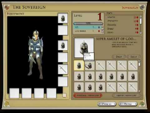Видео с GDC '09