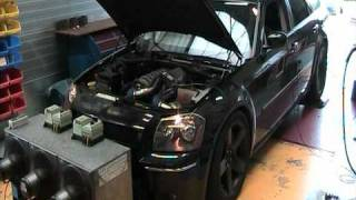 Jeep Cherokee vs Dodge Magnum videos