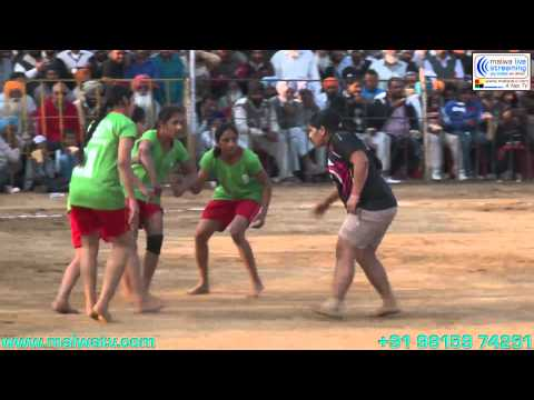KHATTRA (Khanna) Kabaddi Cup - 2014. Part 2nd.