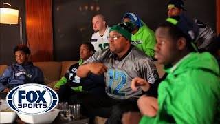 Seattle Seahawks' 12th Man Room Of Silence