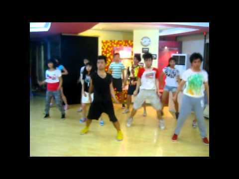 "PIXIE LOTT""ALL ABOUT TONIGHT""jazz funk choreography by Kevin Shen @ISHOW dance studio"