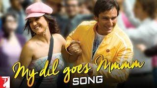 My Dil Goes Mmmm - Song - Salaam Namaste - Saif Ali Khan | Preity Zinta