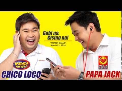 Prank calls ni Papa Jack at Chico Loco sa Love Radio at Yes FM DJs [FULL]