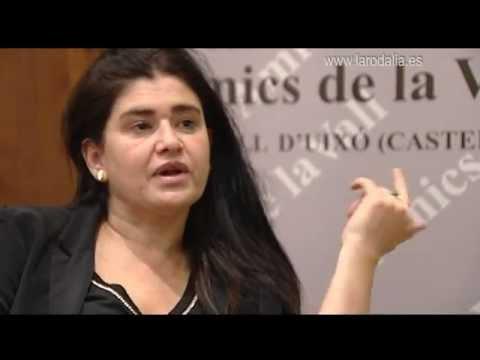 Lucía Etxebarria en LaRodalia.es