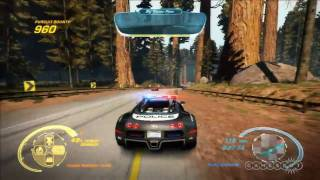 Need For Speed: Hot Pursuit E3 Demo Gameplay Movie
