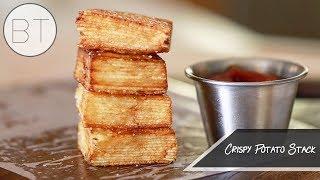 The Crispy Potato Stack