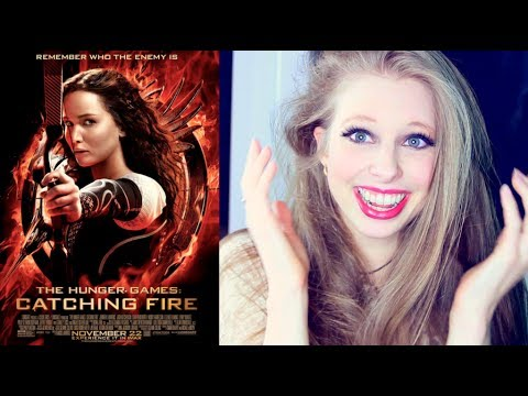 Hunger Games: Catching Fire Final Trailer Reaction