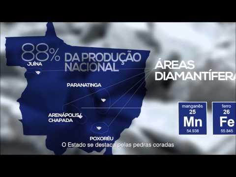 Mato Grosso é um Gigante