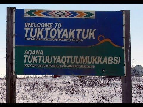Trip to Tuktoyaktuk