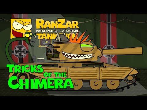 Tanktoon - Triky Chiméry