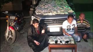 ضبط نحو نص مليون قرص مخدر بحوزة 3 أشخاص