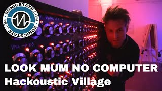 LOOK MUM NO COMPUTER - Hackoustic Village Walkthrough
