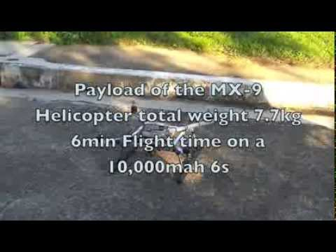 BIG X Heavy lift quad 7.7kg