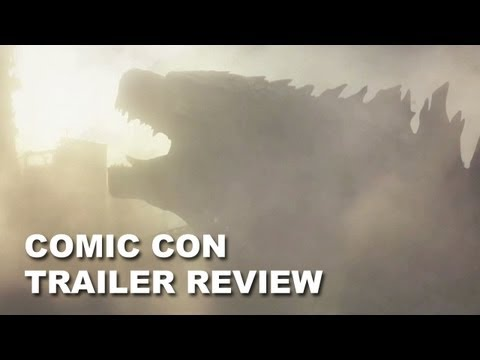 Godzilla 2 | Comic Con 2014 [Full Panel] - YouTube