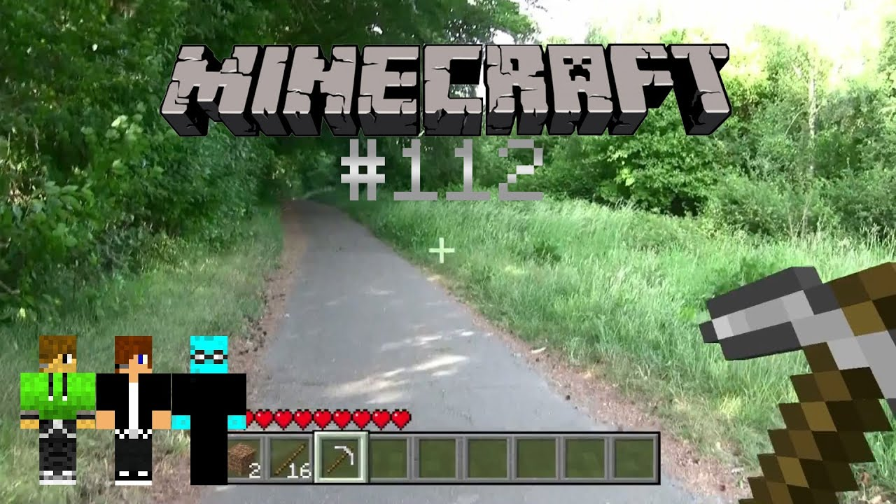 real minecraft games to play