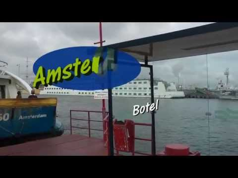 Amstel Botel,(HD) NDSM Werf, Amsterdam July 2012...