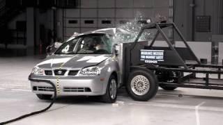 2005 Suzuki Forenza side test videos