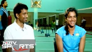 PV Sindhu snubs minister's offer, says Gopichand 'my best ..